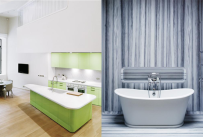 Marc Newson & Charlotte Stockdale home
